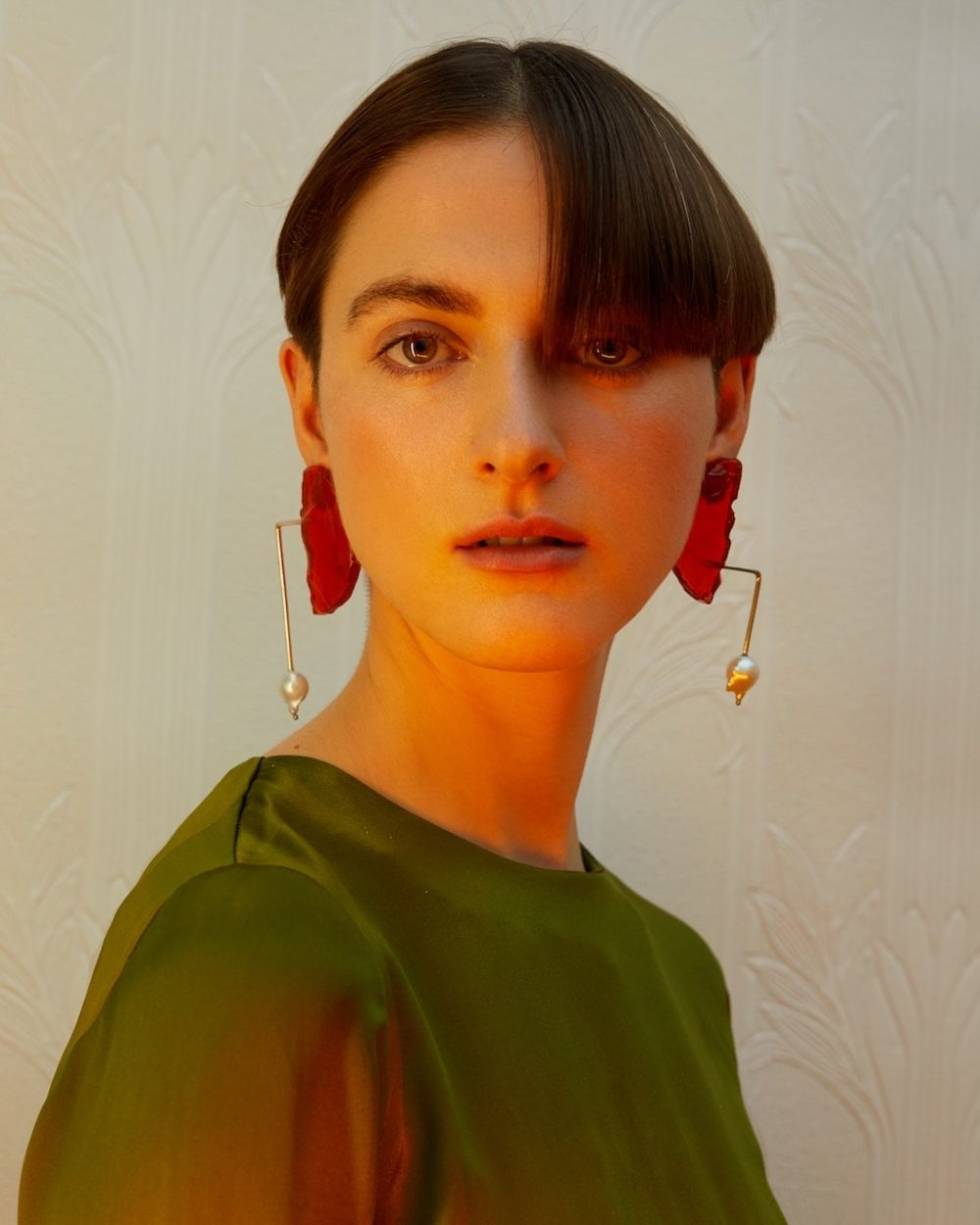 Von Fuerst for MadreStudio Teke Earrings
