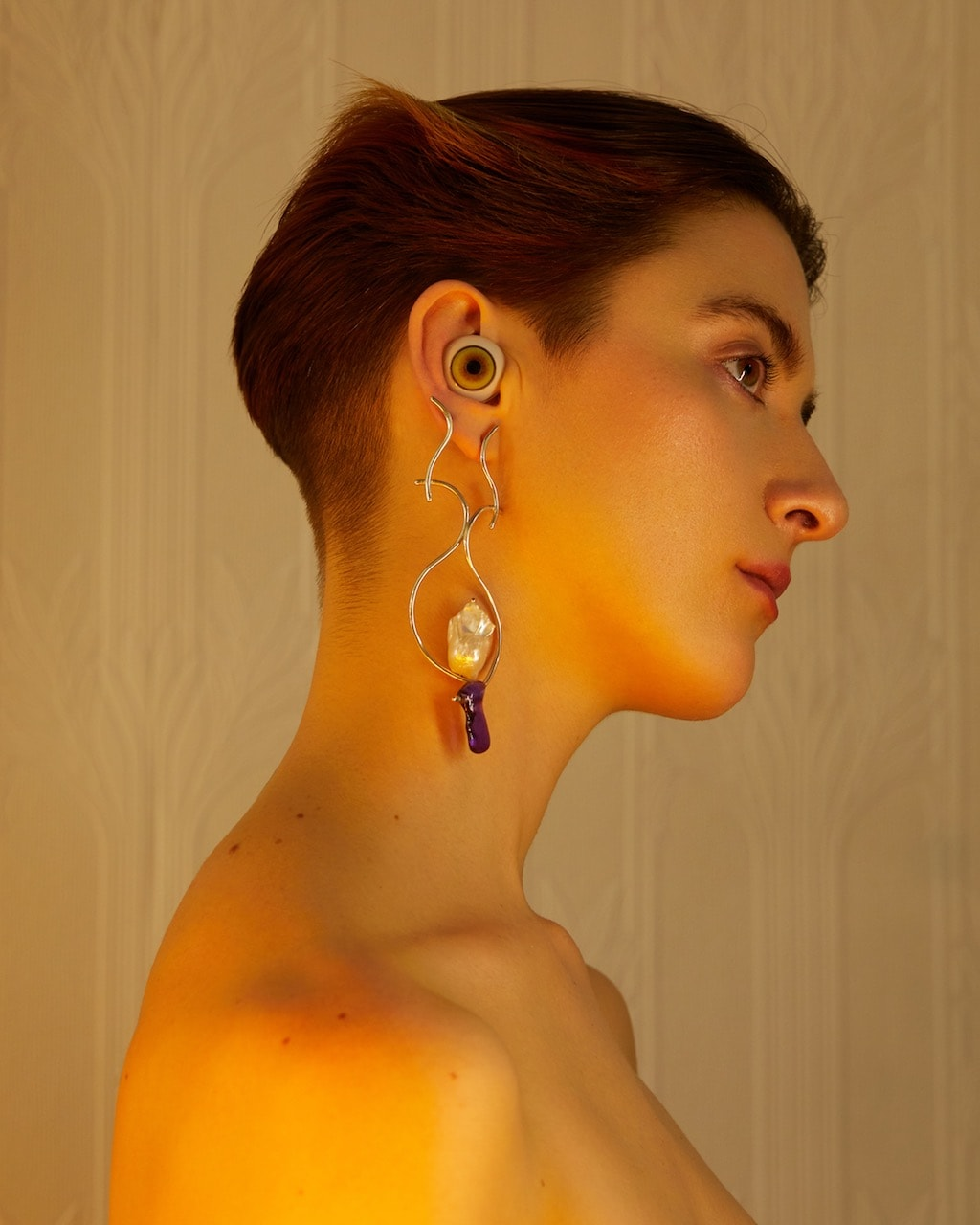 Von Fuerst for MadreStudio Liquido Earrings